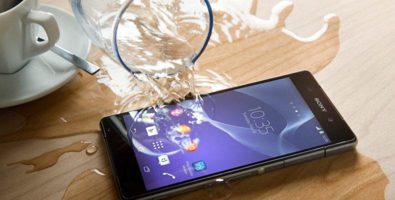 nettoyage ultrasons smartphone